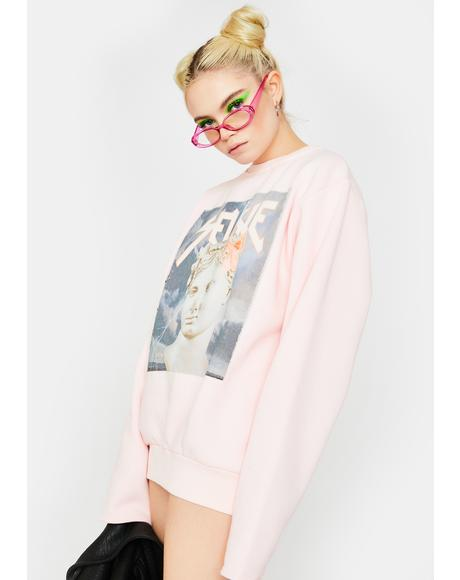 Aphrodite Fleece Uniform Sweatshirt
