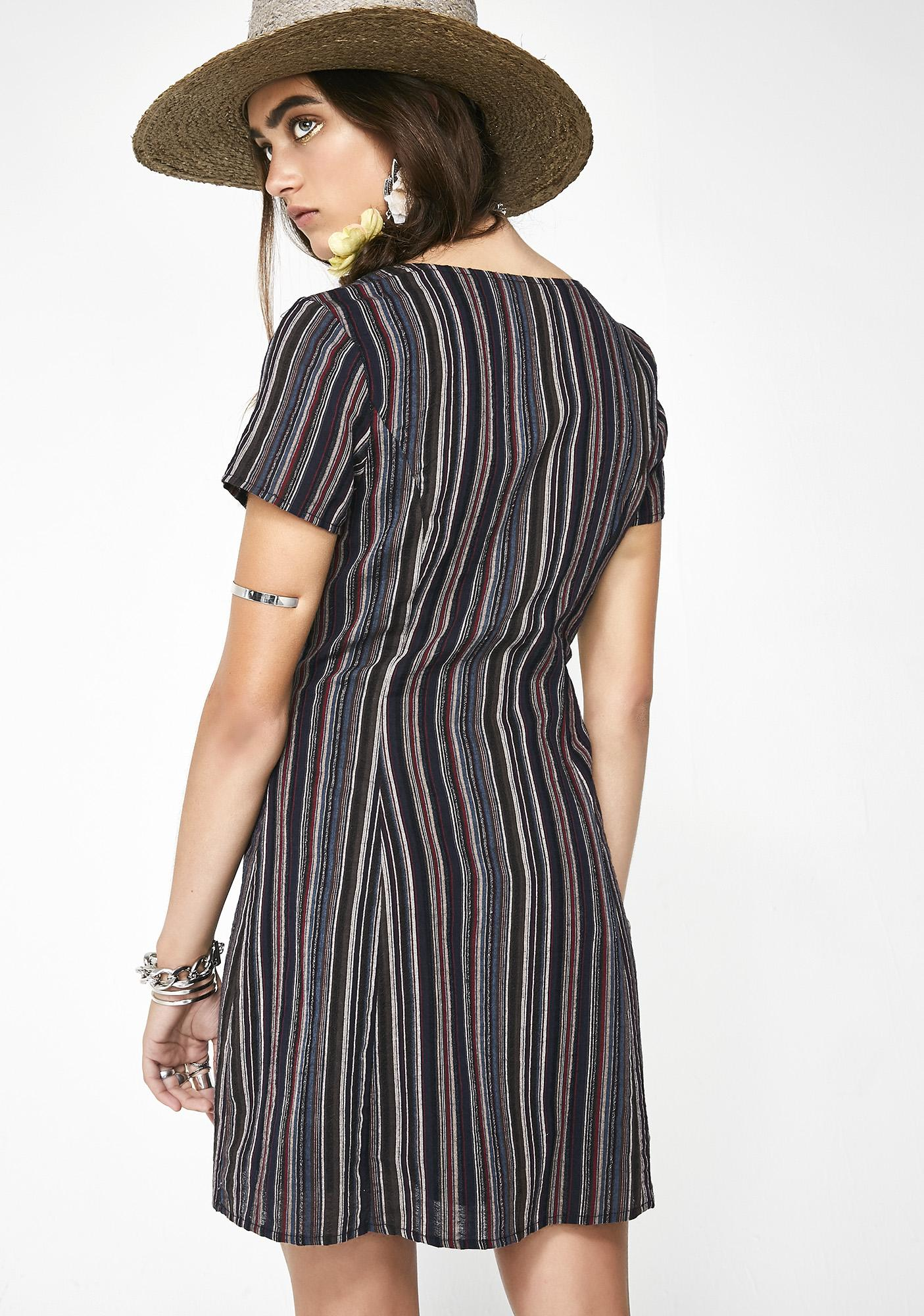 Sweet Daze Stripe Dress