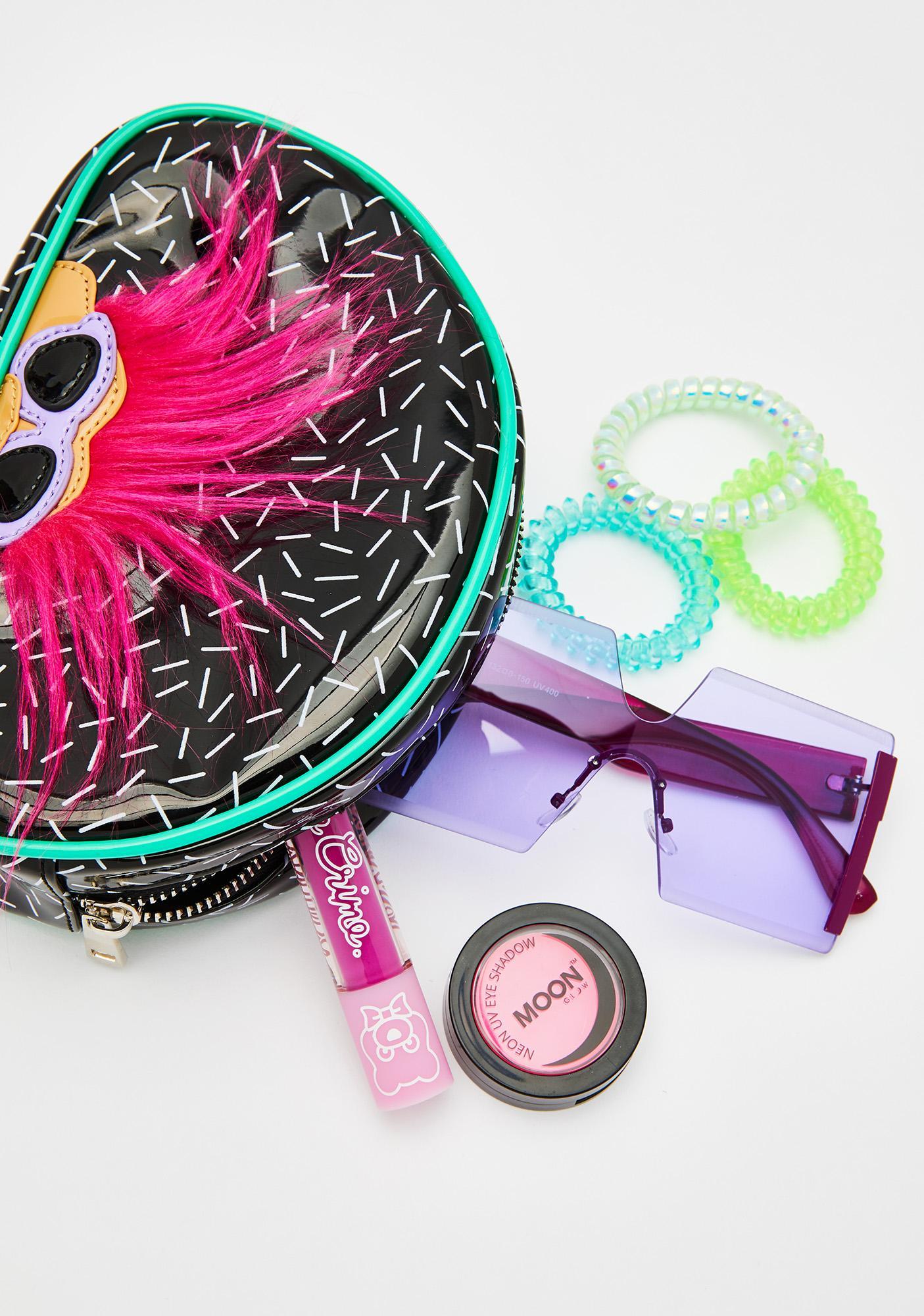 Good Luck Trolls x Dolls Kill Troll Makeup Bag