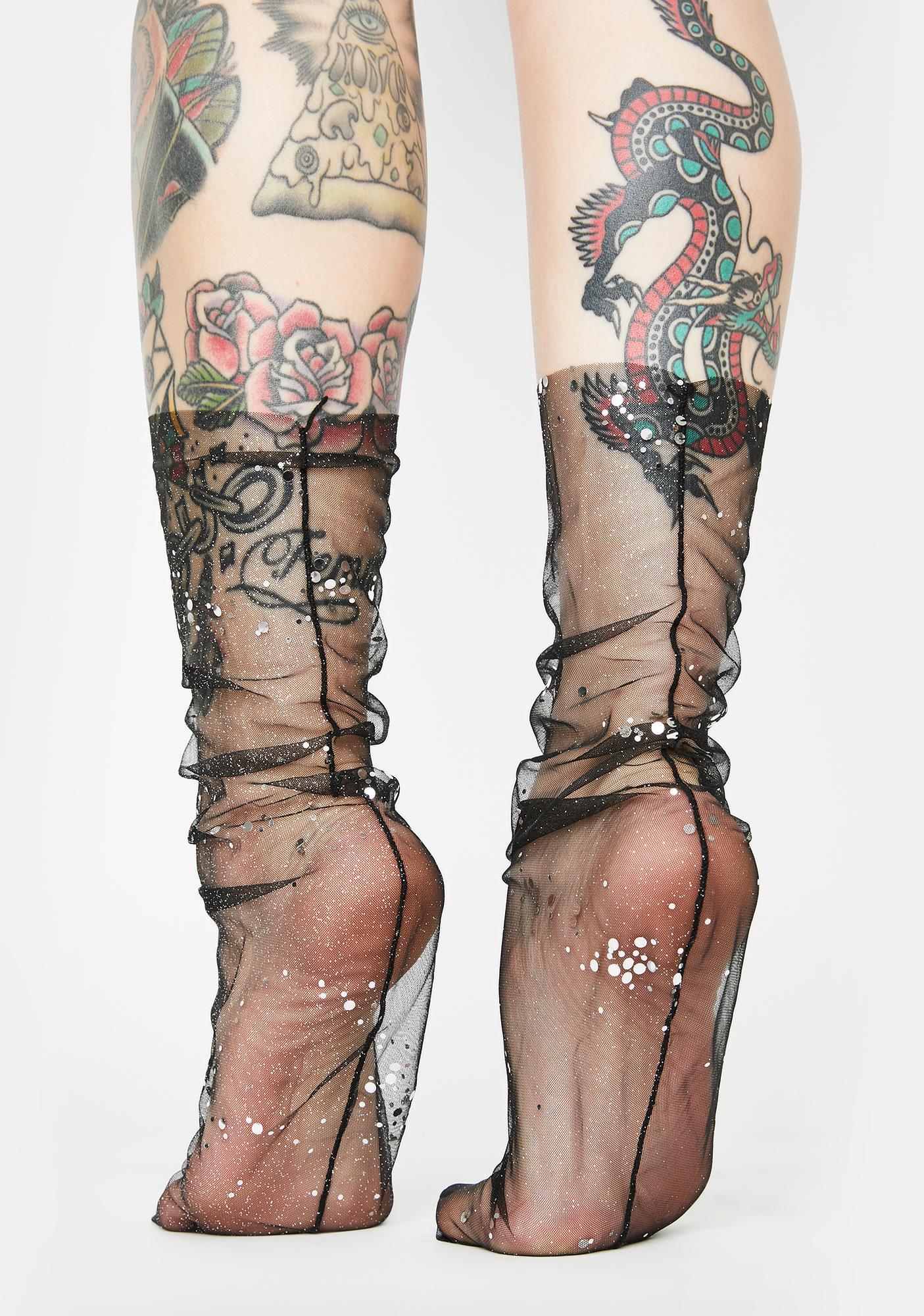 Magic Mama Sheer Socks
