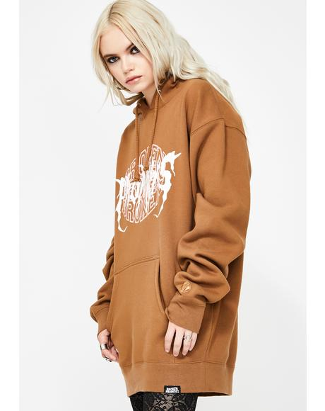 Honey Underworld Graphic Hoodie