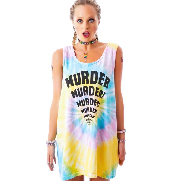 United Couture Murder Boyfriend Tank Top
