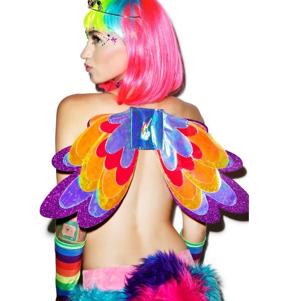 Rainbow Dash Wings