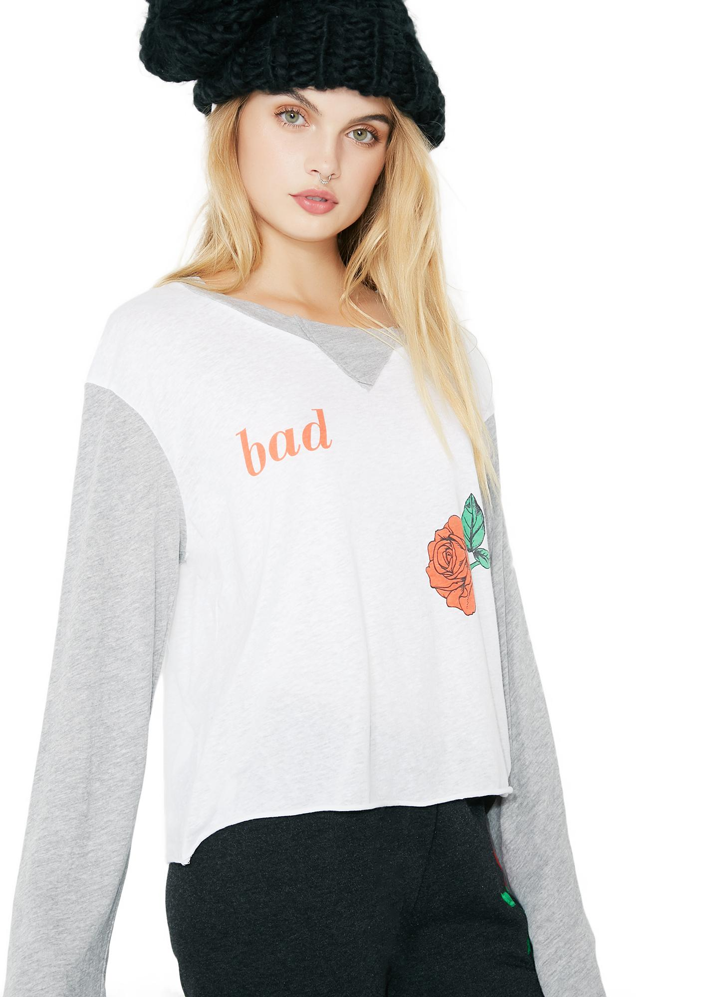 Wildfox Couture She's Bad No9 Raglan