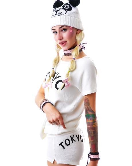 Simple Tokyo Yatch Club Short