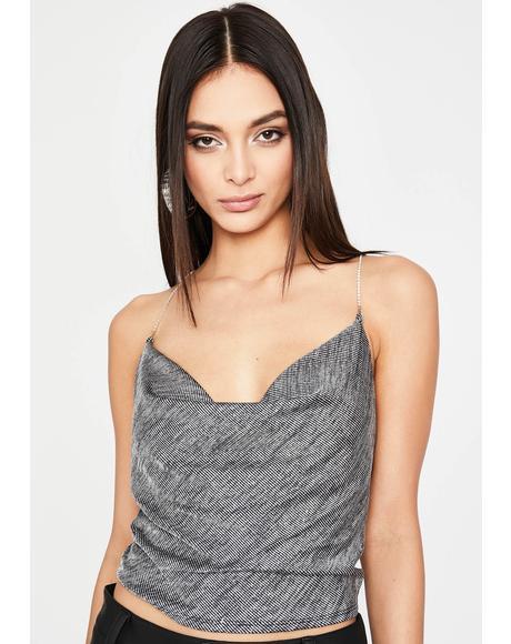 Glam Babe Crop Top
