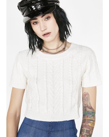 Wonderland Knit Top