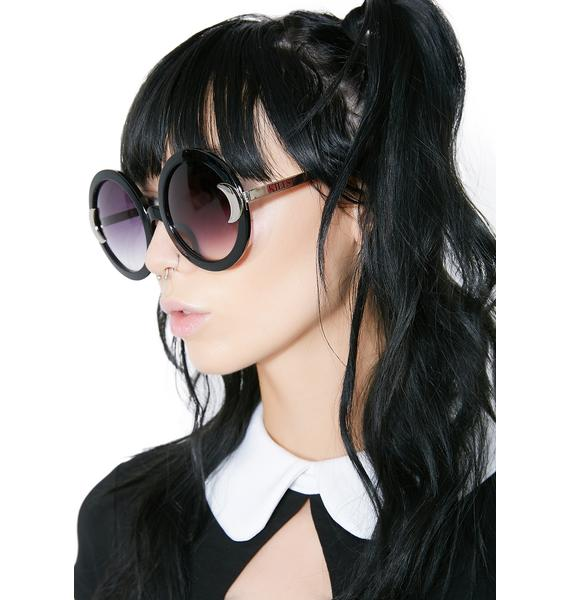 Killstar Lunar Doll Sunglasses