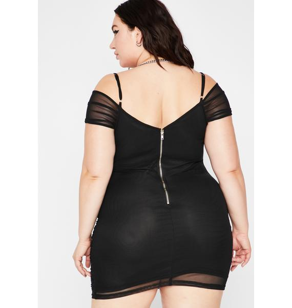 Pin Up Perfection Ruched Dress