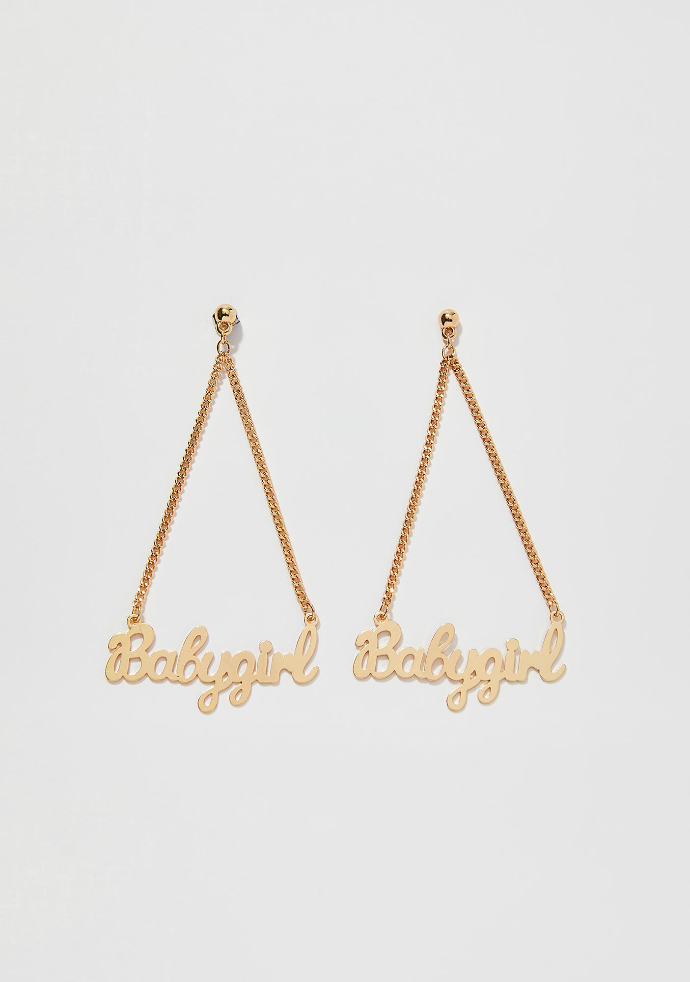 BB Girl Drop Earrings