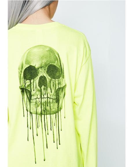 Gone Long Sleeve Tee