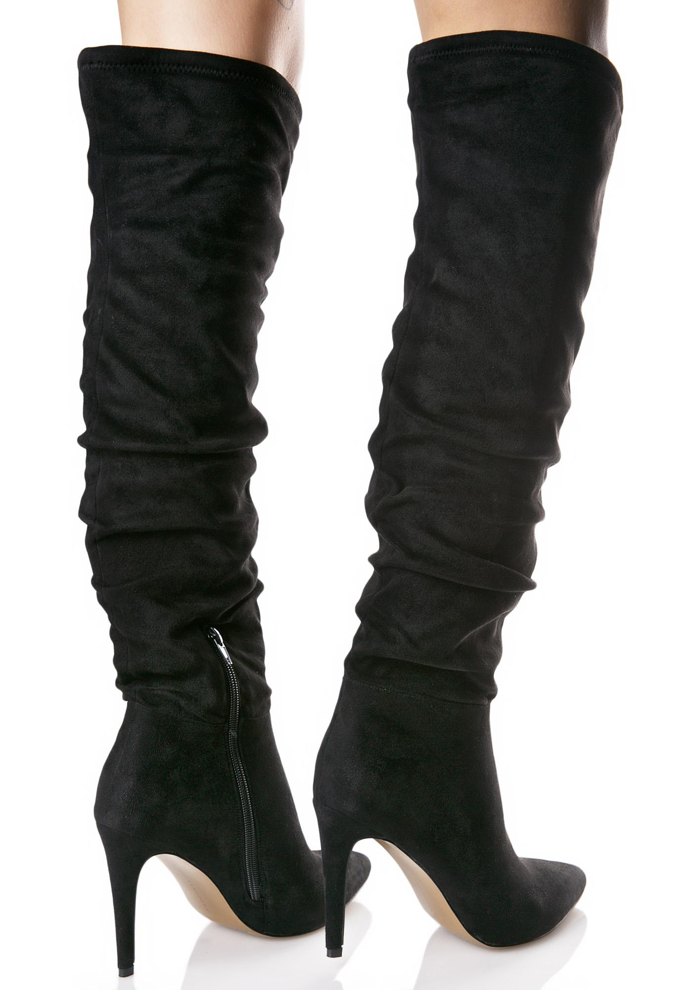 Chinese Laundry Claudette Knee High Boots