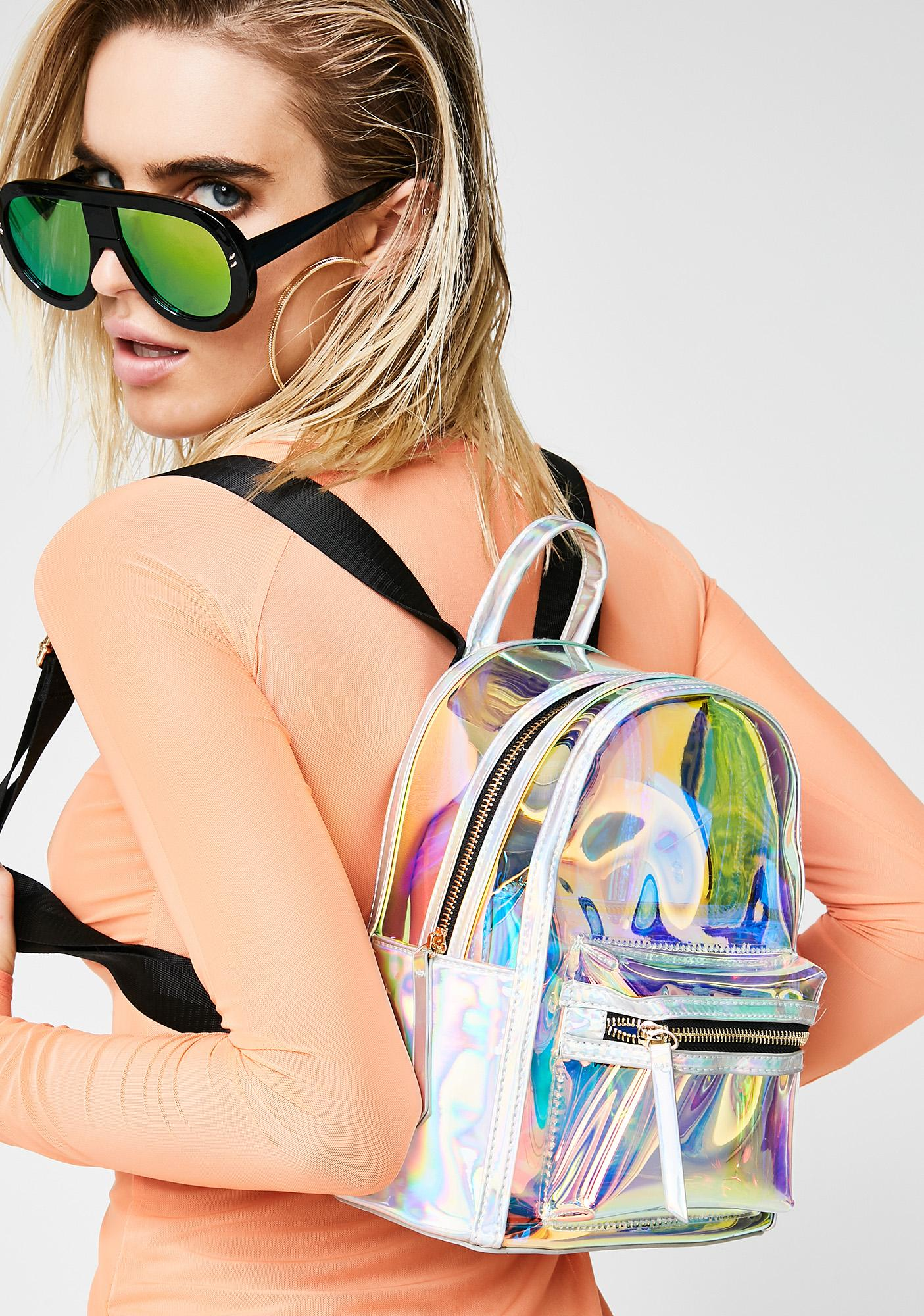 Through The Galaxy Backpack