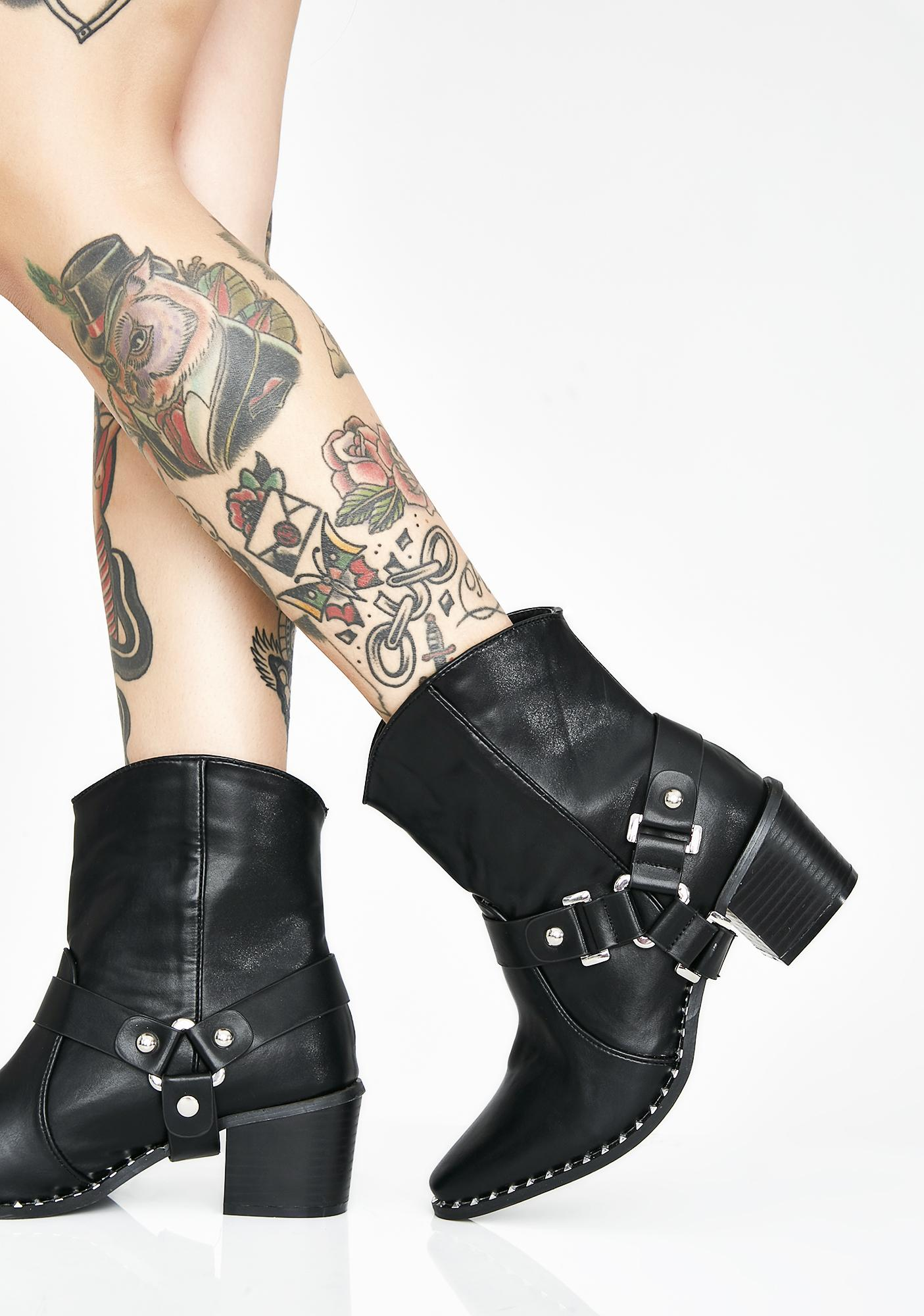 269419ca76c Wicked Frontier Fighter Cowboy Boots
