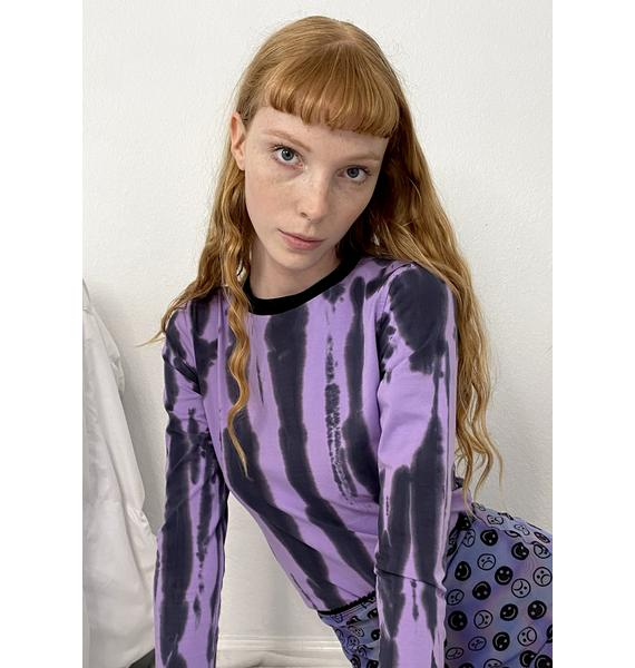 HOROSCOPEZ Making Frenemies Long Sleeve Top