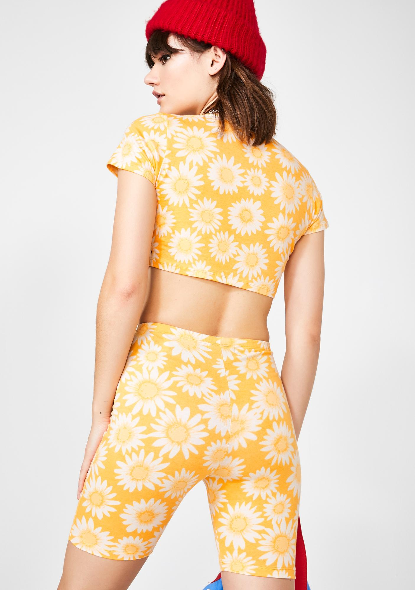Motel Sunkissed Cycle Shorts