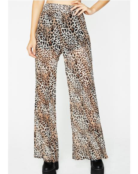 Wild Thang Wide Leg Pants