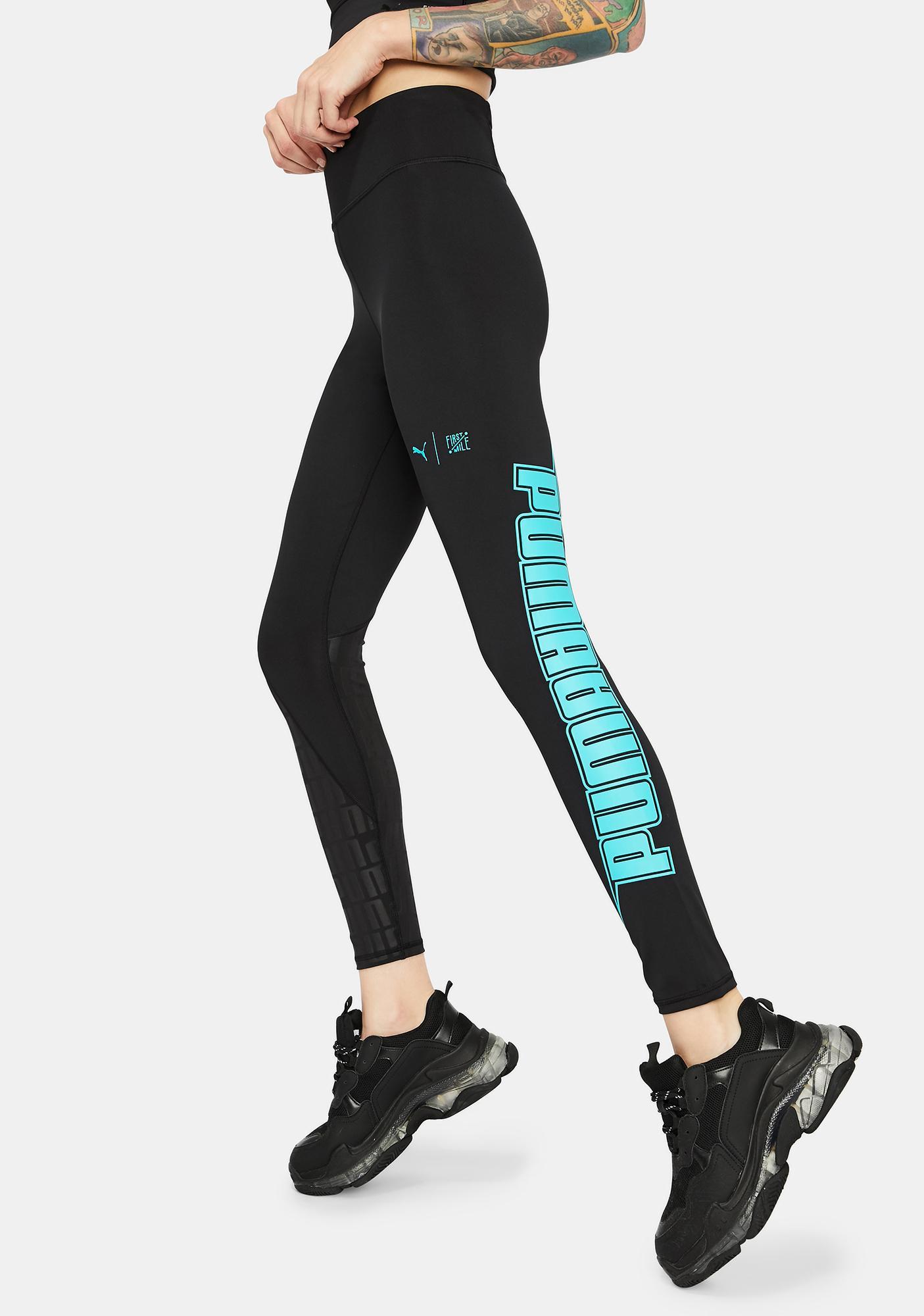 PUMA X First Mile Xtreme Women's 7/8 Training Leggings