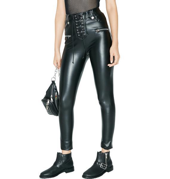 Miss Moto Skinny Pants
