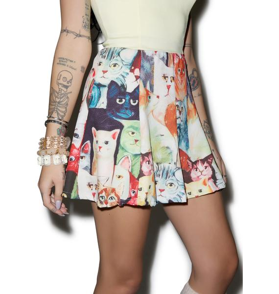 Cat Crazy Dress
