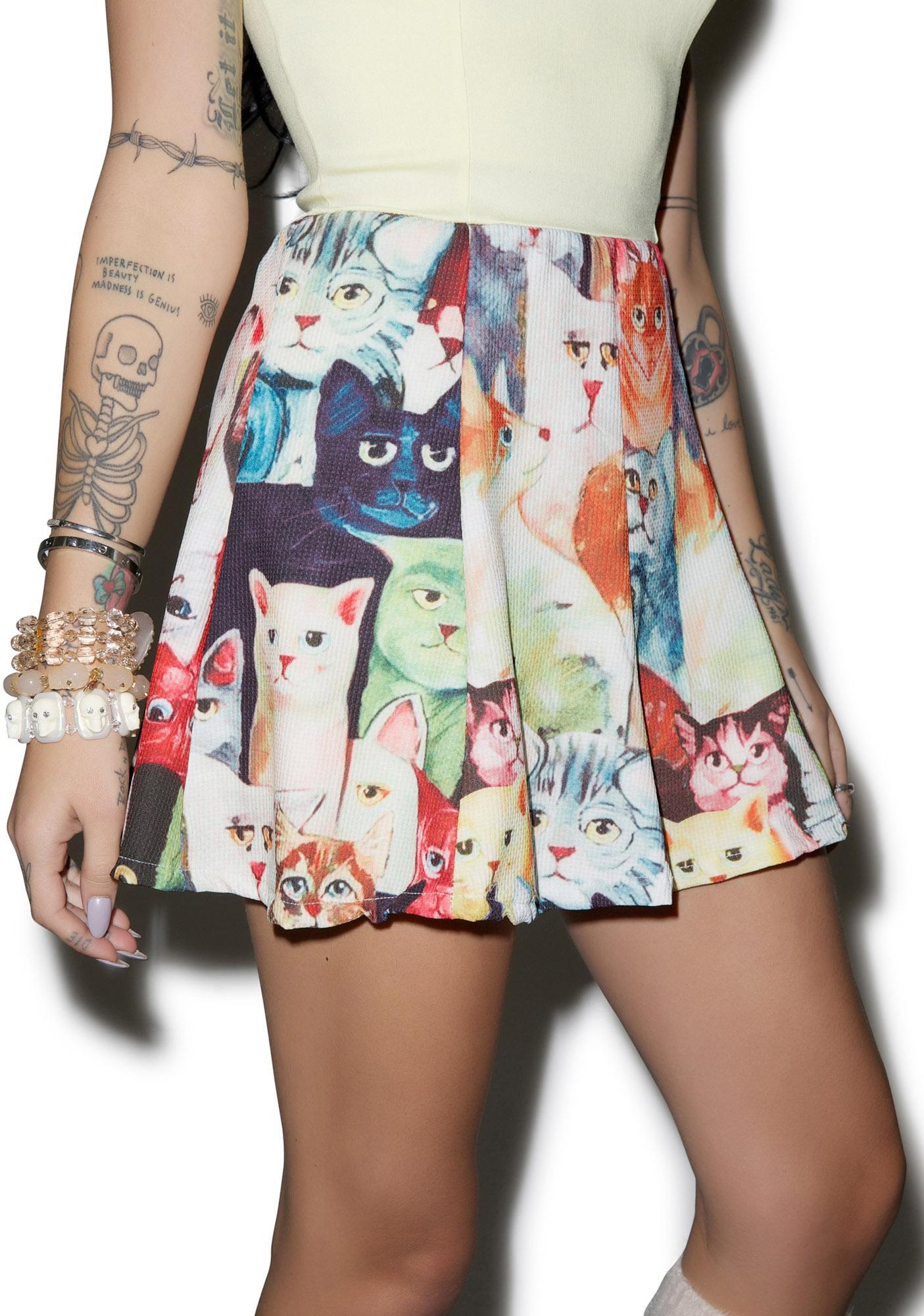 Cat Crazy Dress