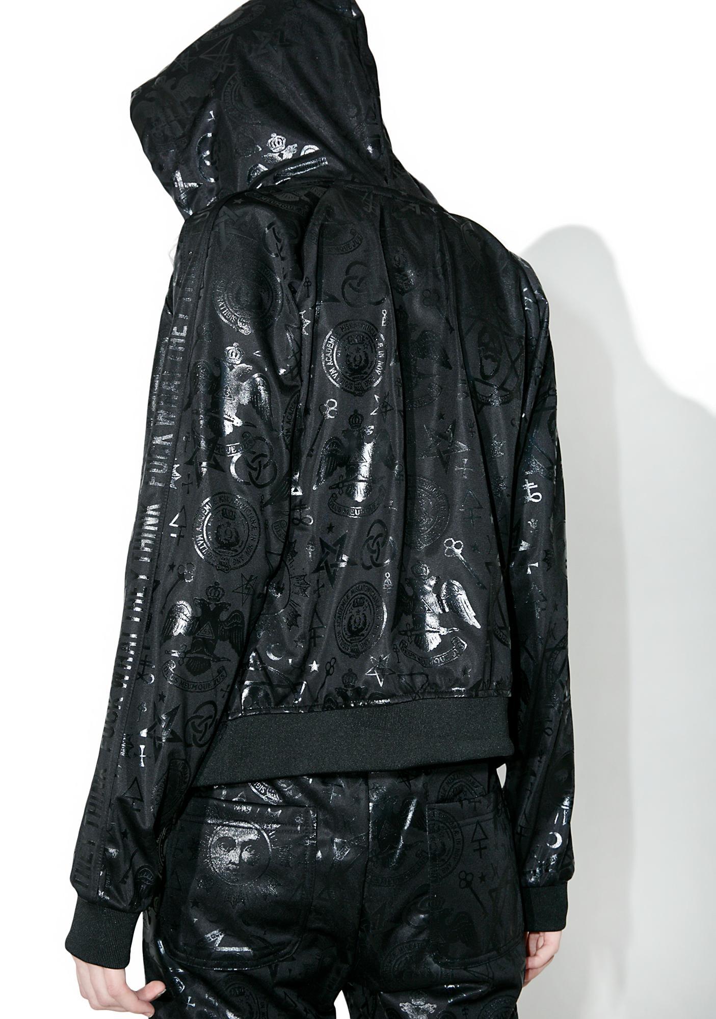 Killstar Get Stuffed Tracksuit Jacket