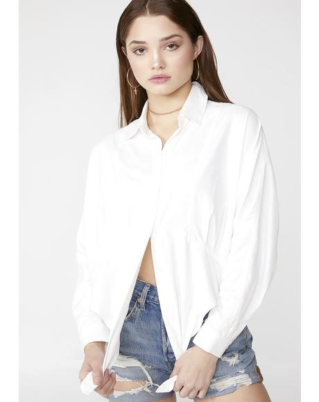 Outlaw Country Button Up Top