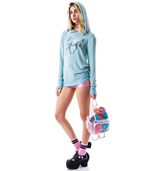 Wildfox Couture Wonder Along Gypsy Hoody