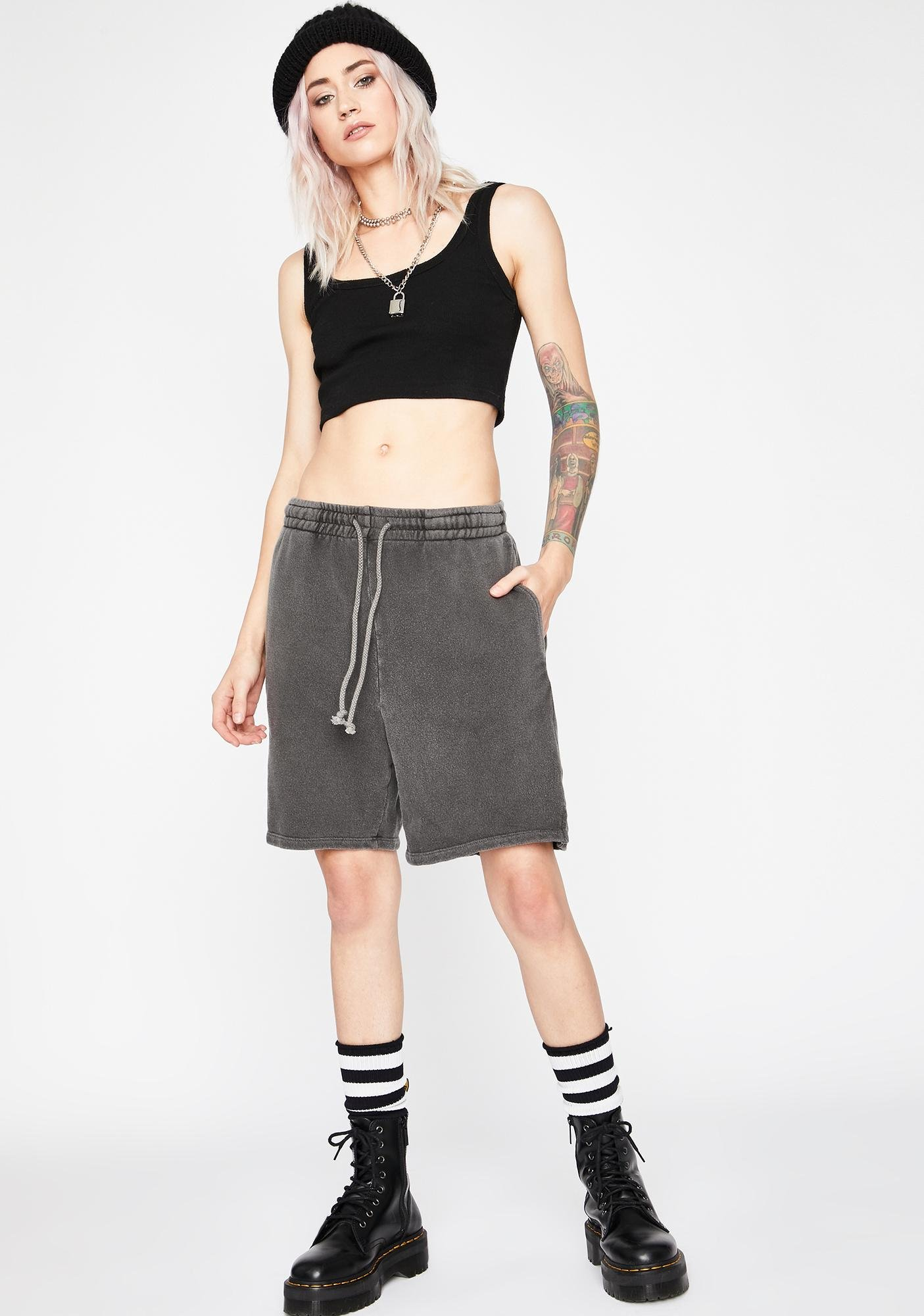 Plz Chill Out Lounge Shorts