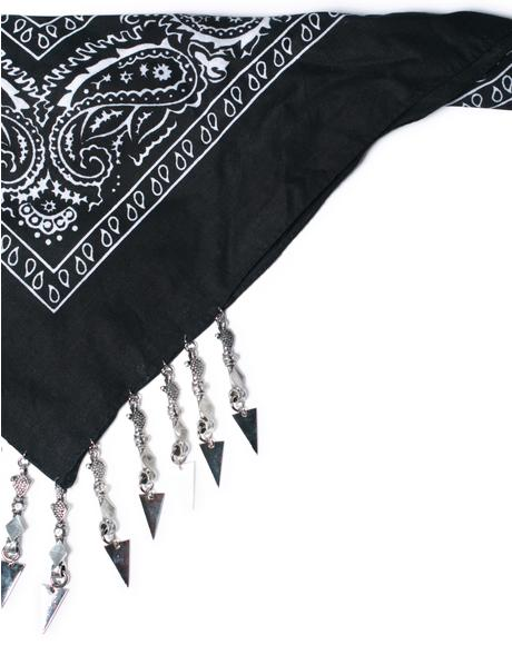 The Harper Arrow Bandana