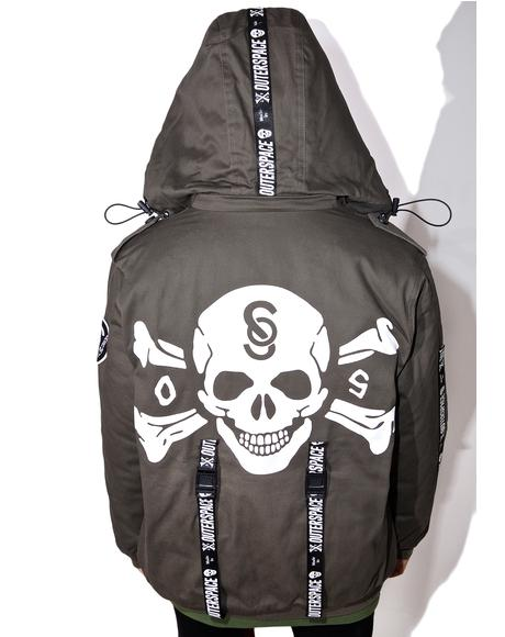 OS Army Military Jacket