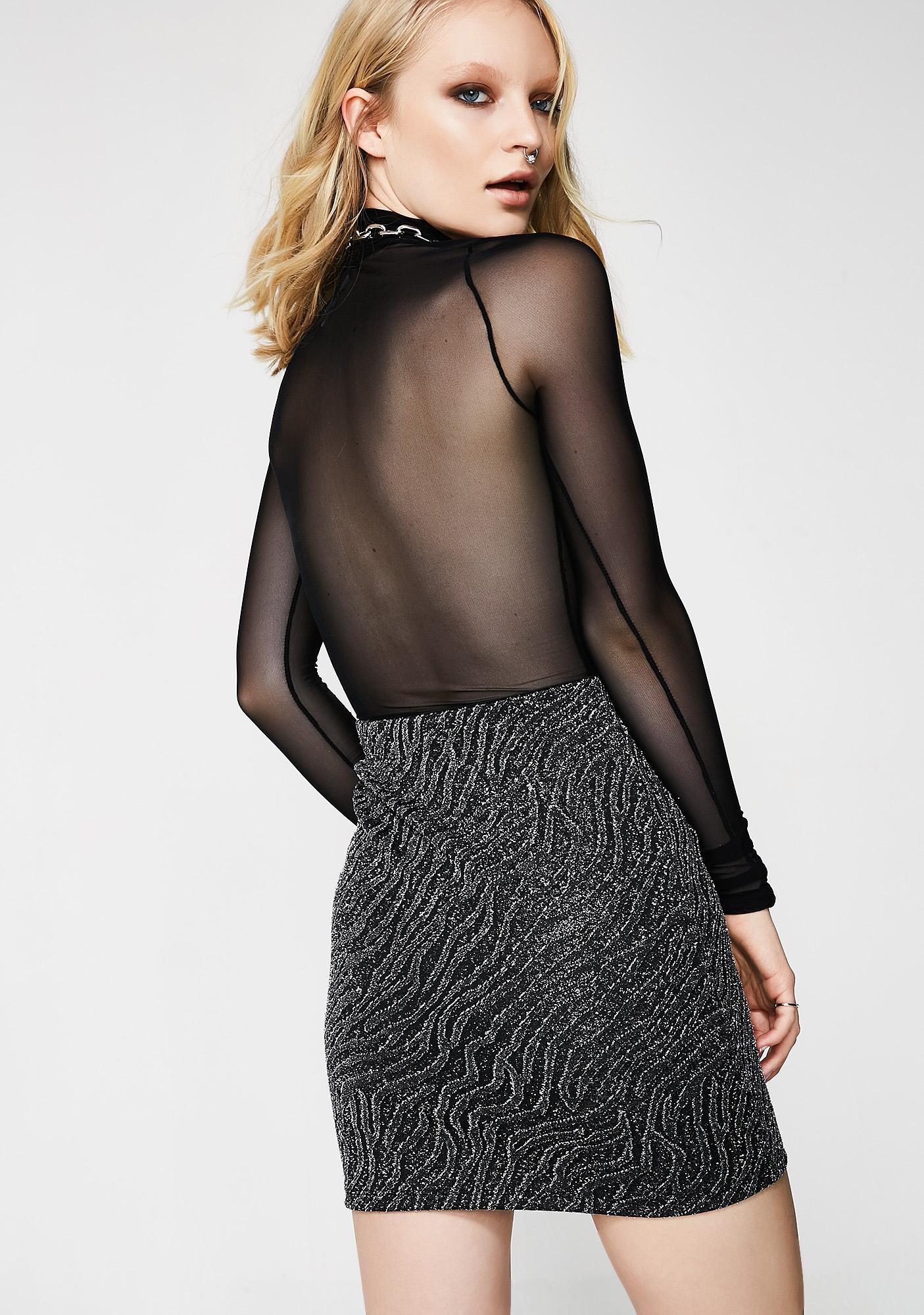 Kiki Riki Swervin' Swirl Skirt