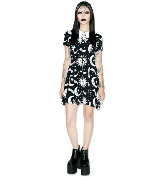Killstar Cozmic Death Doll Dress