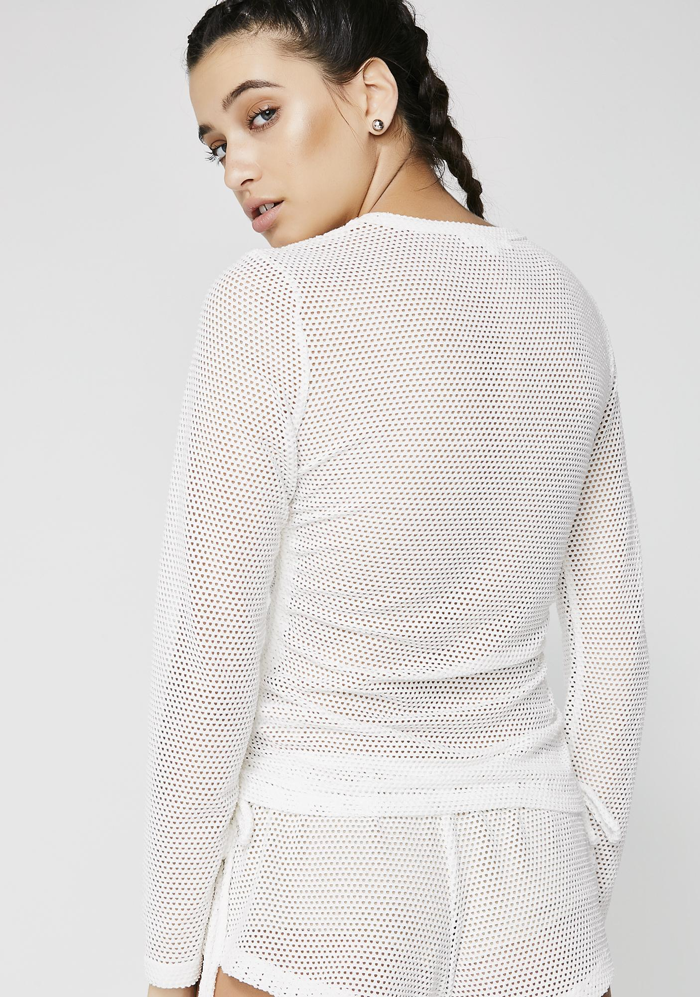 Game Ready Mesh Top