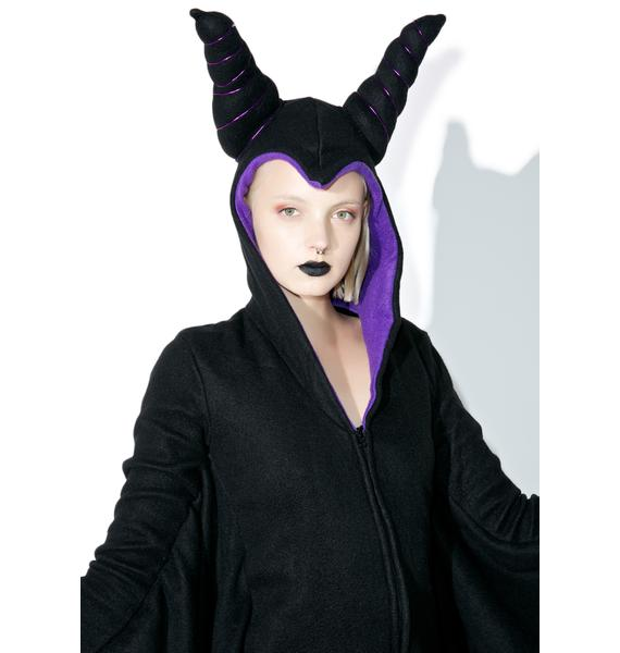 Evil Bitch Hooded Costume