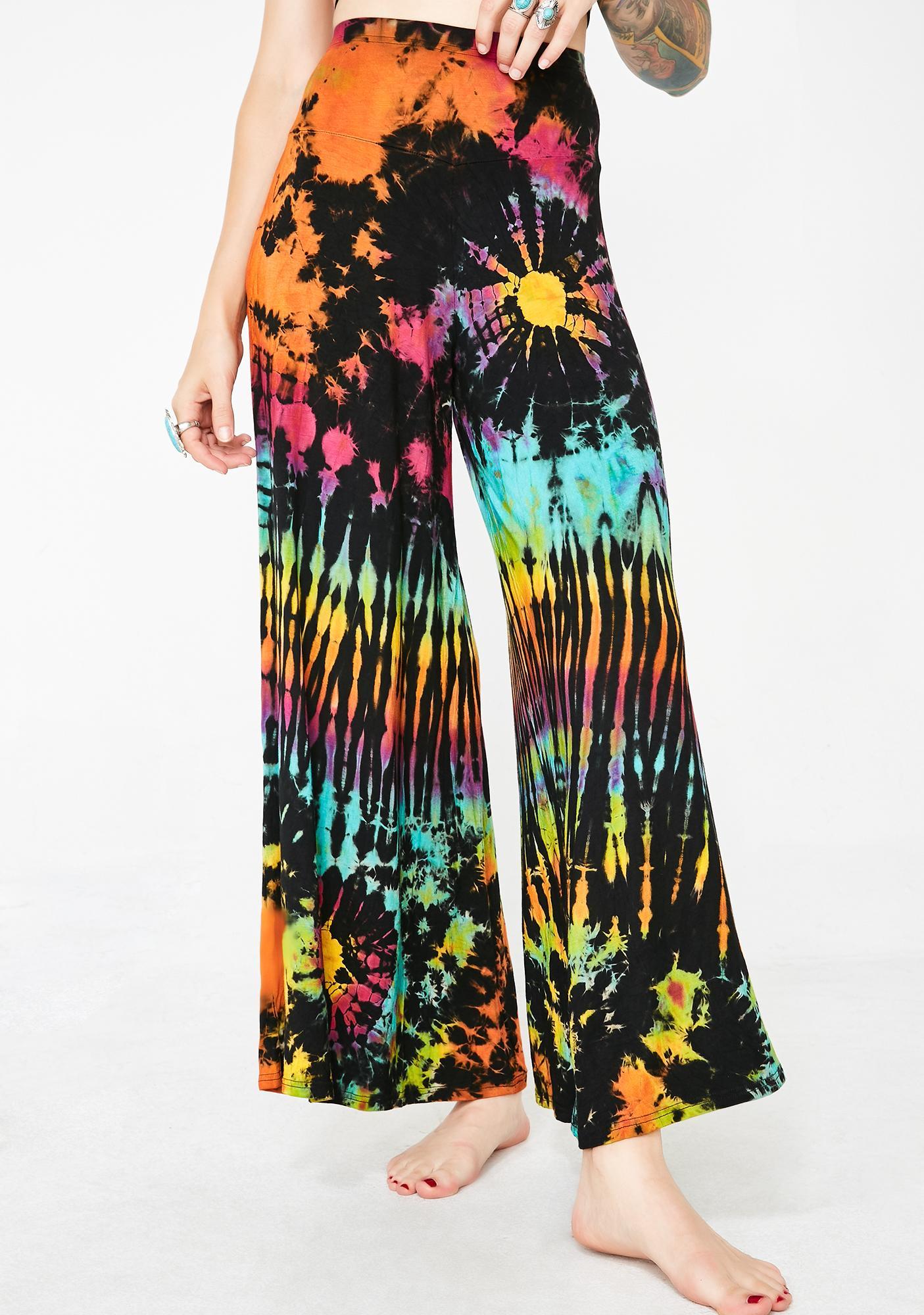 Dope Days Tie Dye Pants