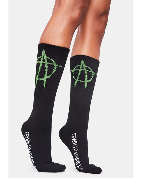 Anarchy Crew Socks V.2
