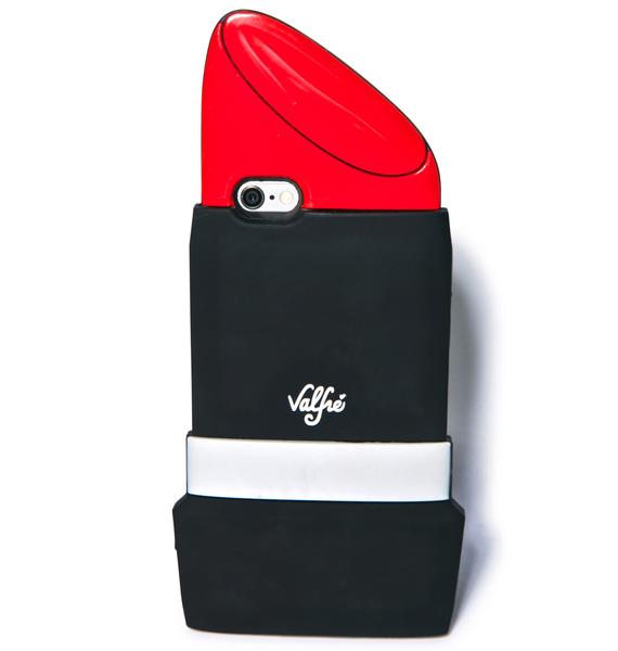 Valfré Lipstick 3D iPhone Case