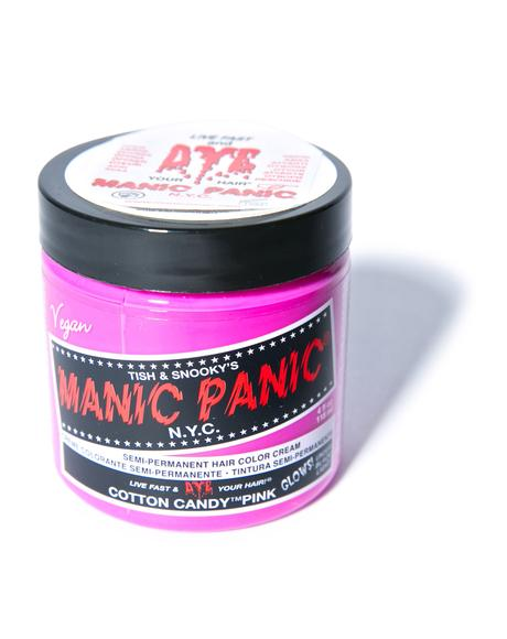 Cotton Candy Pink Classic Hair Dye