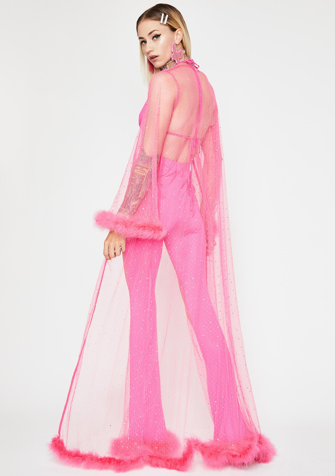 Pretty Lady Of Deluxxx Pant Set