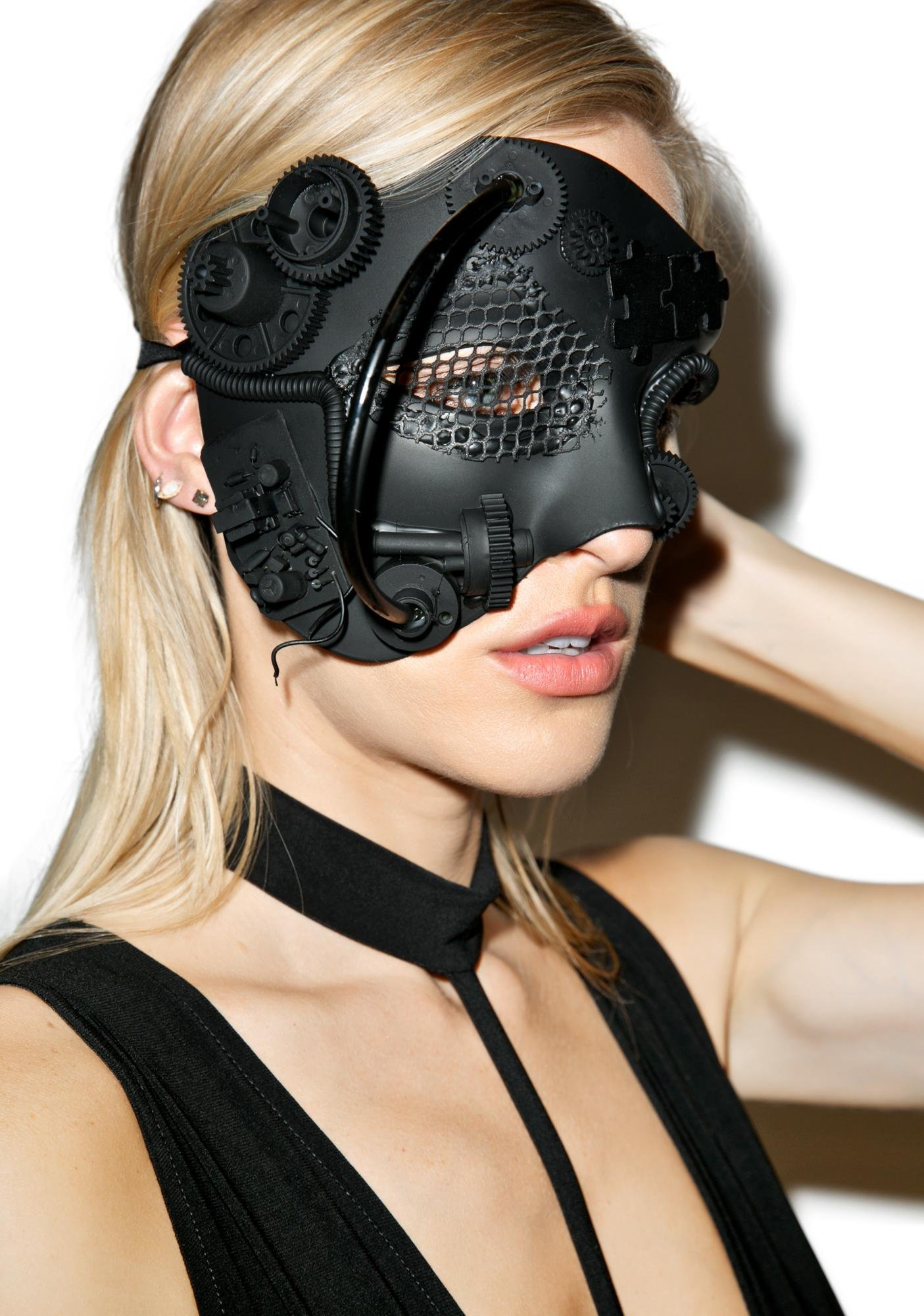 Ex Machina Mask