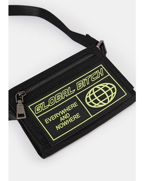 Toxic Trendsetter Belt Bag