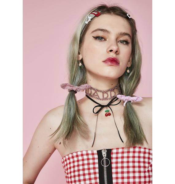 Picnic Princess Hair Tie Set
