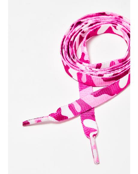 Pink Camo Printies