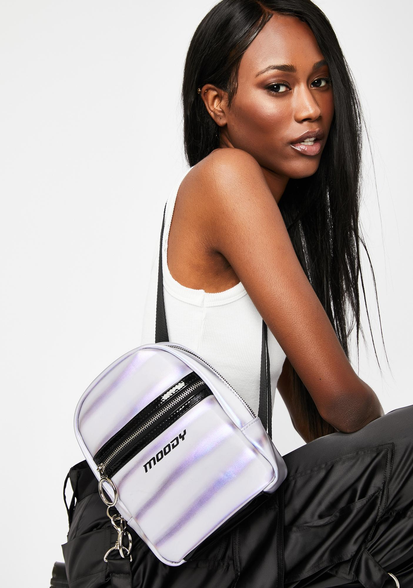 HOROSCOPEZ In The Mood Holographic Backpack