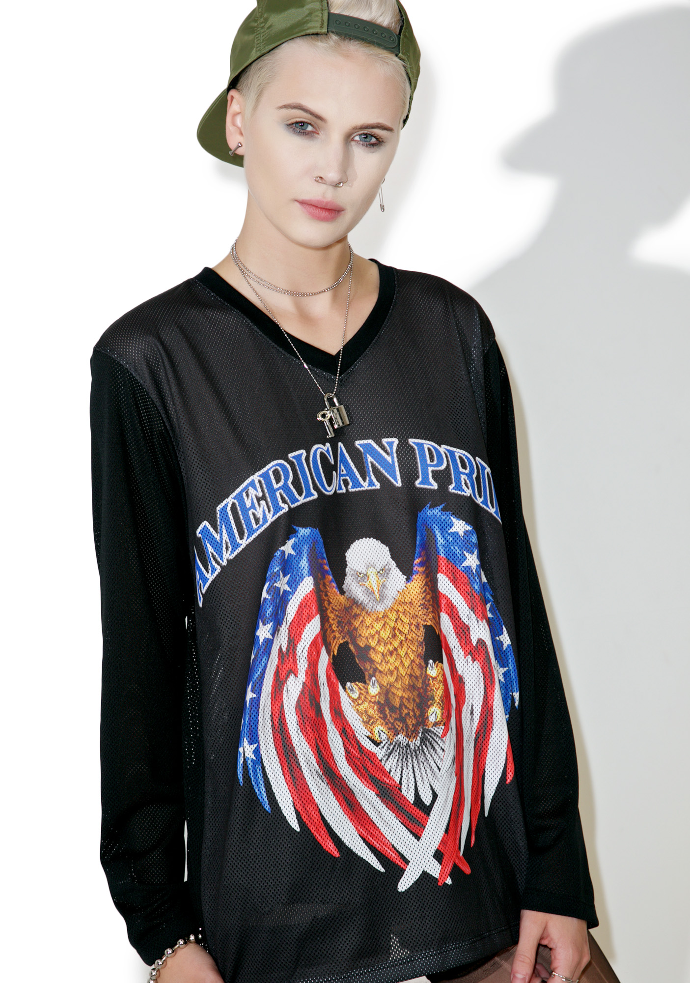 American Pride Eagle Sweater
