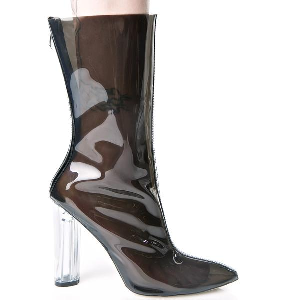 Smoke Gemini Boots