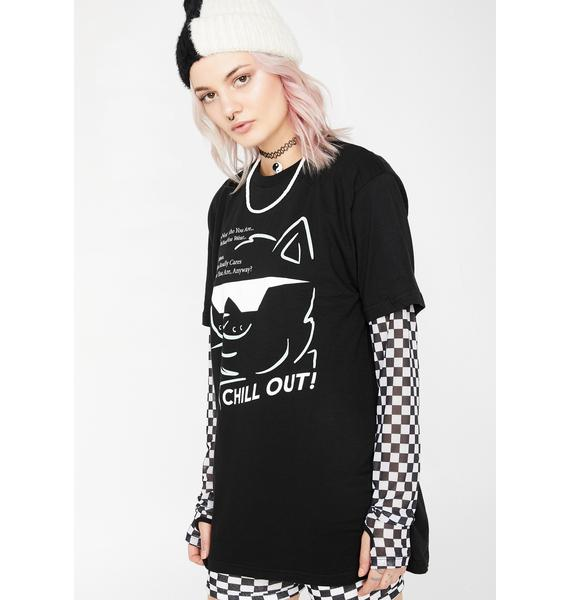 RIPNDIP Chill Out Tee