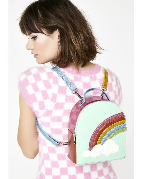 Rainbow Clique BFF Backpack