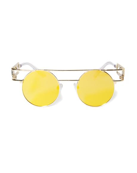 Golden Speqz Sunglasses